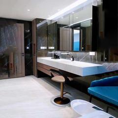逸宝修装  卫浴台面1 2000x600x25cm