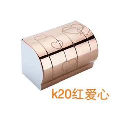 原佳创 卷纸器 红爱心 K20