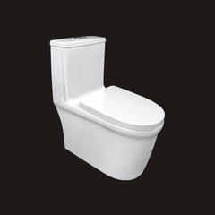 YoYo卫浴 PR-8290 4孔超漩虹吸式连体坐便器 300mm 670x390x780mm