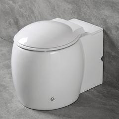 欧罗芬马桶 电动智能坐便器 家用小户型创意座便器 305mm 白