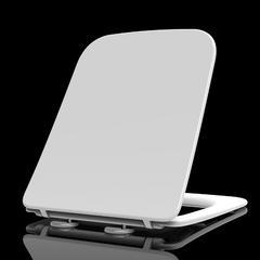 辉源 UF盖板脲醛马桶盖子通用坐便盖板加厚缓降静音脲醛盖板2212