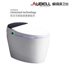 欧贝尔智能坐便器DN036 智能坐便器 675x390x490mm