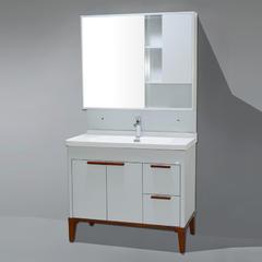 康纳 现代北欧 KN8861-100 简约浴室柜