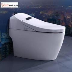 赛欧 8810  智能坐便器  马桶   LED显屏  内置水箱  超漩试冲水 300mm 745x