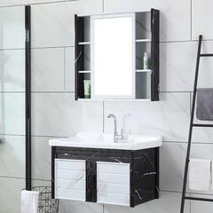 实木浴室柜1