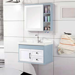 实木浴室柜2